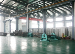 欢达电气生产基地