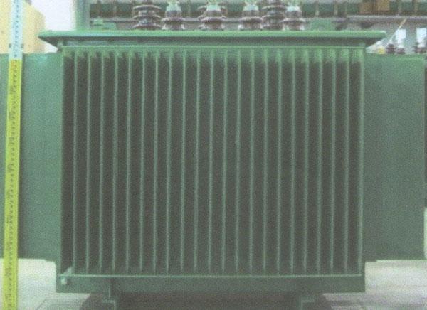 电力变压器S11-M-630/10