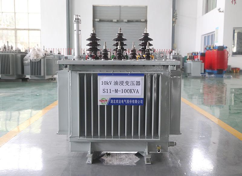 S11-M-100KVA 油浸变压器