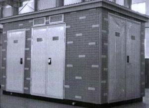 高压-低压预装式变电站YB-12/0.4-800