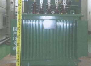 油浸式变压器S13-M-200/10