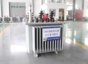 浙江S11-M-30KVA 油浸变压器