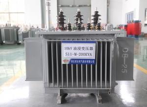 浙江S11-M-200KVA 油浸变压器