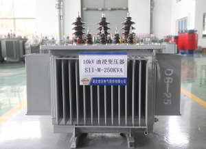 浙江S11-M-250KVA 油浸变压器